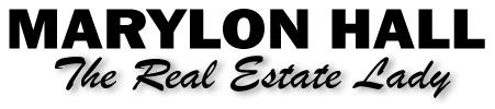 Marylon Hall - The Real Estate Lady
